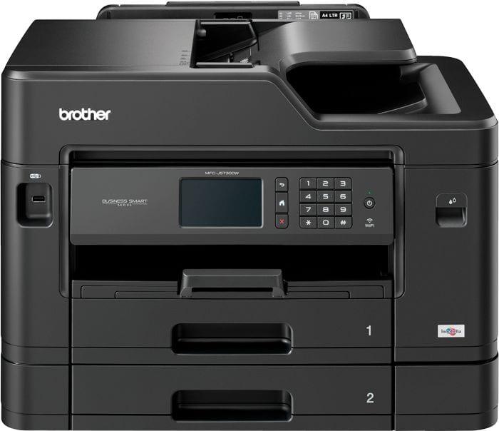 brother mfc j5730dw drucker scanner kopierer fax. Black Bedroom Furniture Sets. Home Design Ideas