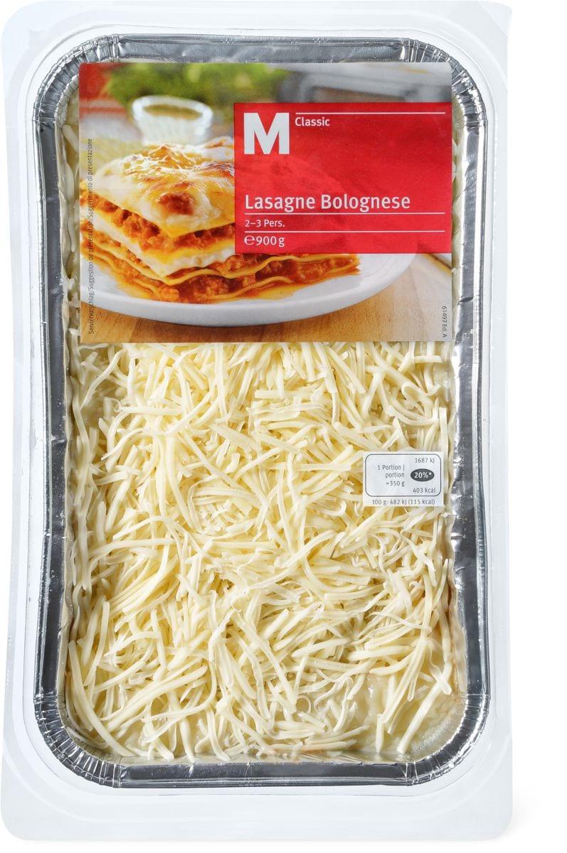 M-Classic Lasagne Bolognese