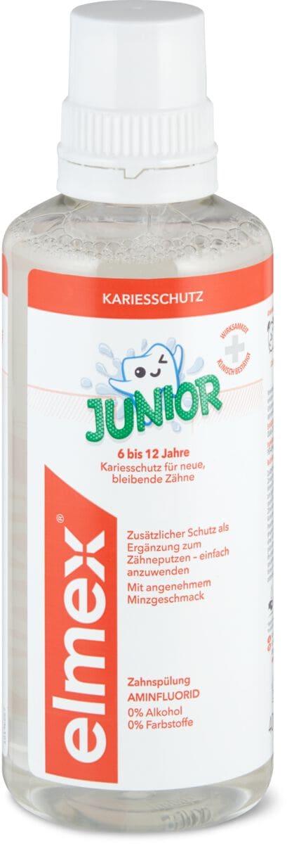 Elmex eau dentaire Junior