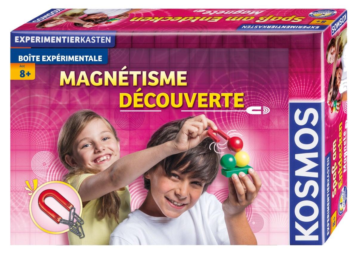 Magnétisme Découverte (F)