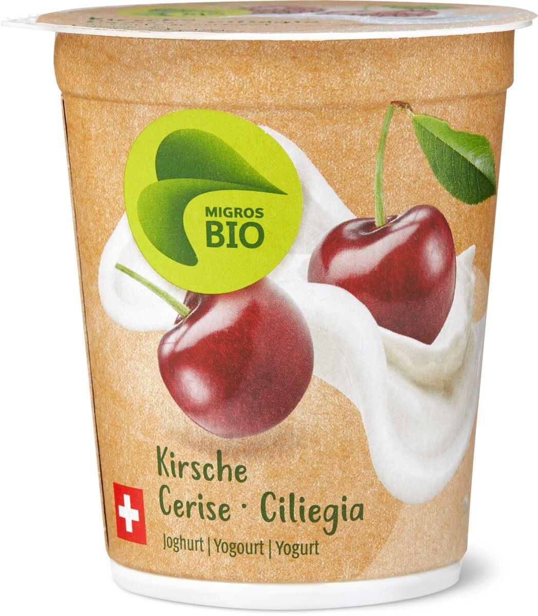Bio Joghurt Kirsche