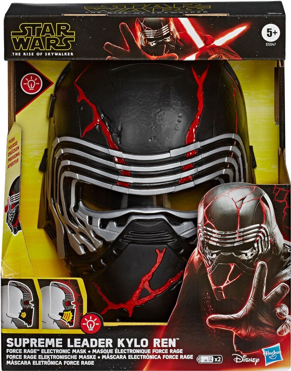 Star Wars Kylo Ren elektronische Maske Maske