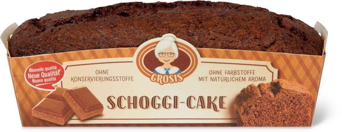 Cake au chocolat de mamie