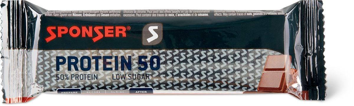 Sponser protein 50 choco bar