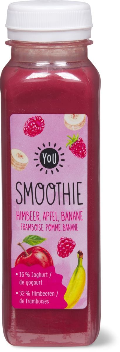 YOU Smoothie Framboise et yaourt