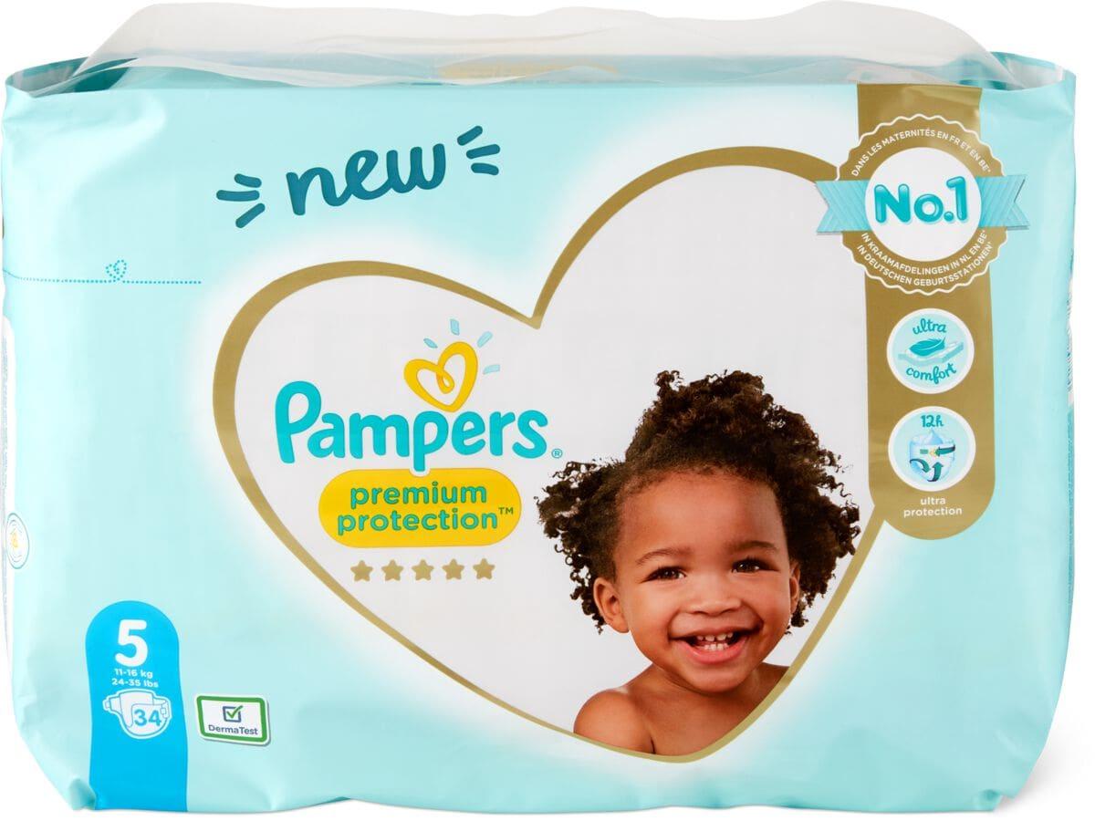 Pampers Premium Protection Junior Gr. 5