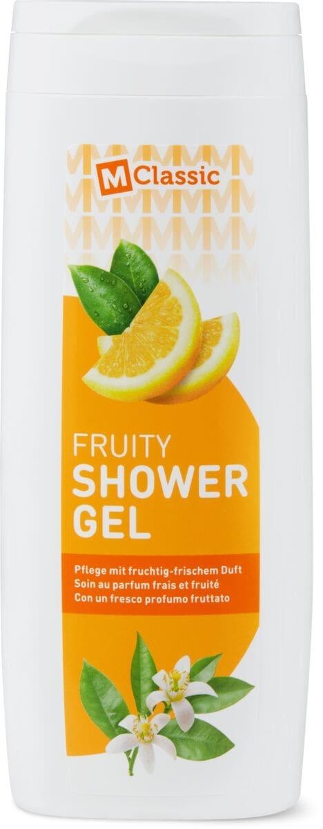 M-Classic Fruity Shower Gel