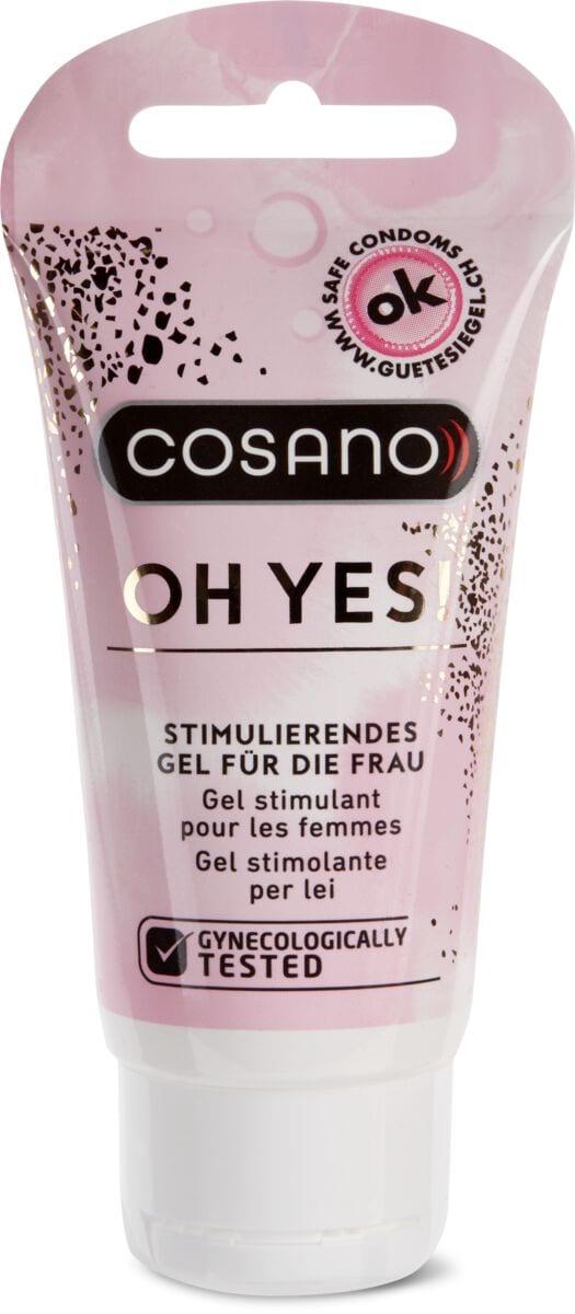 Cosano stimulation gel