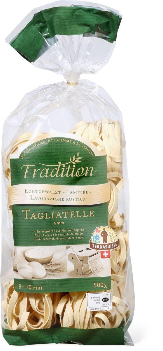 Tradition Terrasuisse Tagliatelle