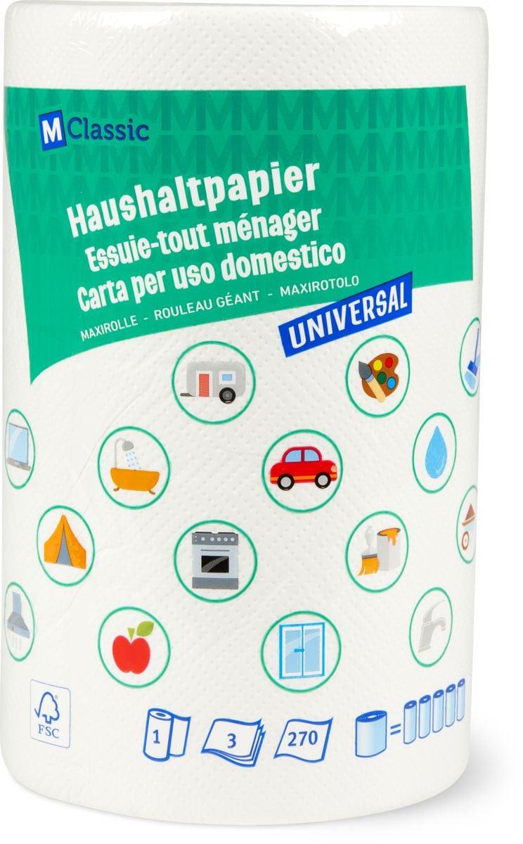 M-Classic Carta uso domestico