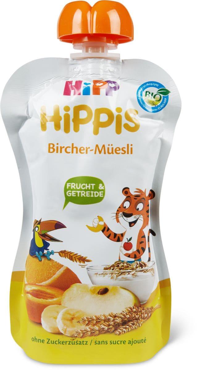 Hipp Gourde bircher-muesli