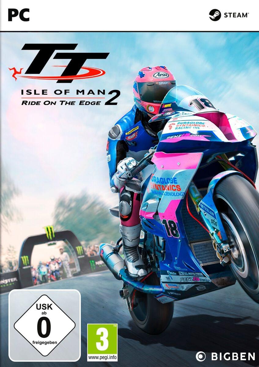 PC - TT - Isle of Man 2 D/F Box