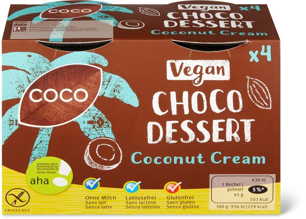 Vegan Choco Dessert aha!
