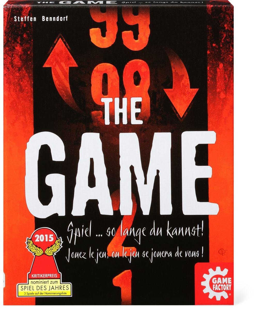 The Game Gesellschaftsspiel