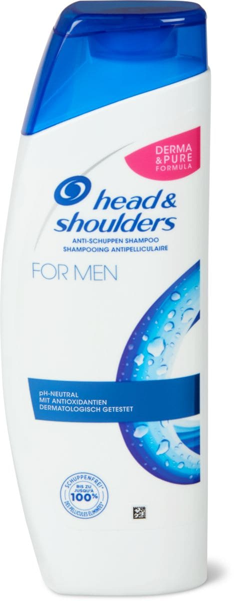 Head & Shoulders For Men Shampoo