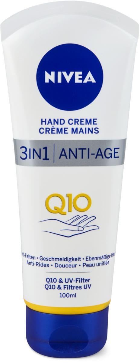 Crème pour les mains Nivea Q10 anti-âge