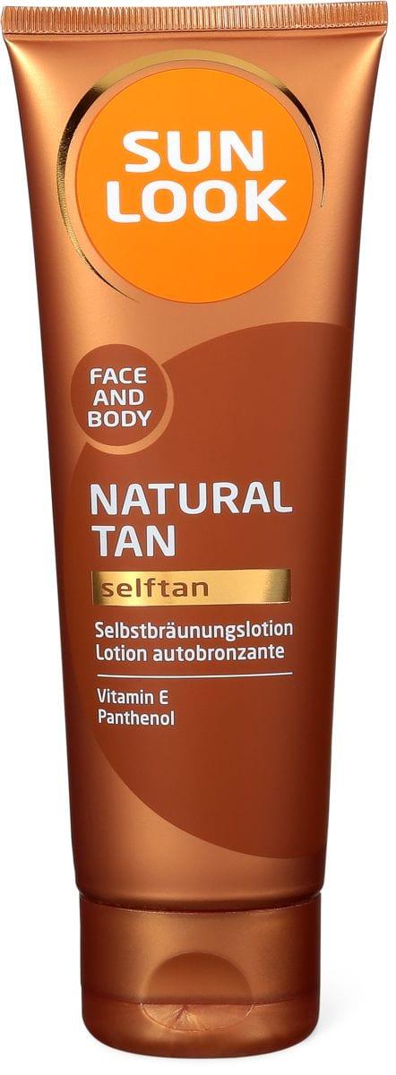 Sun Look Selftan Face&Body
