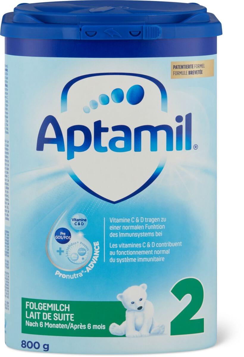 Milupa Aptamil Pronutra 2