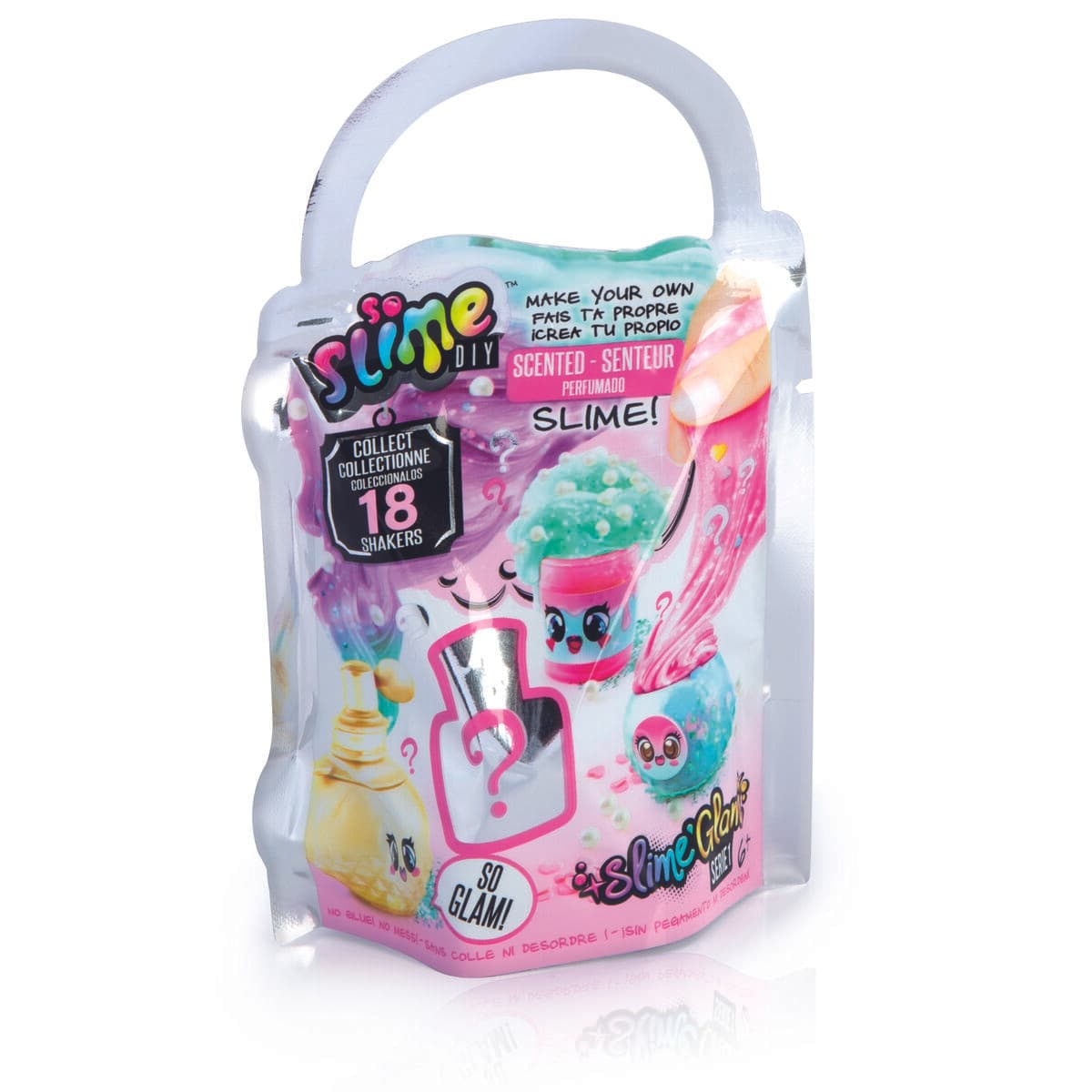 Mini Shaker Surprise Pongo