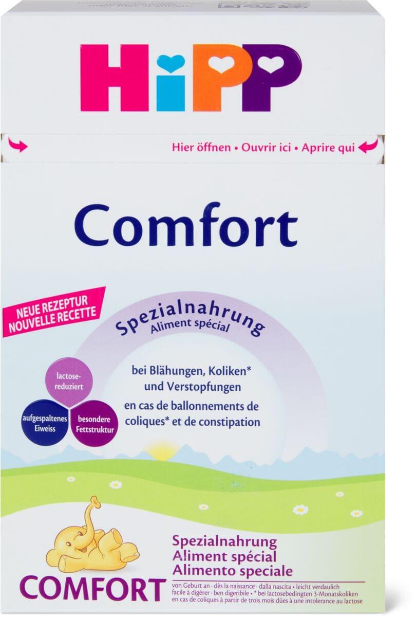 HiPP Comfort Alimentation spéciale