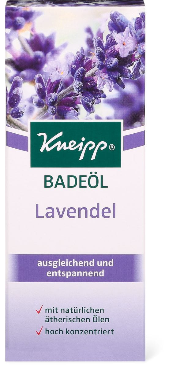 Kneipp Kneipp Badeöl Ruhepol Lavendel