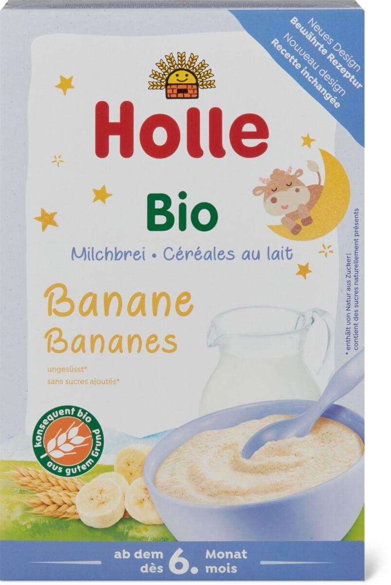 Milchbrei Banane