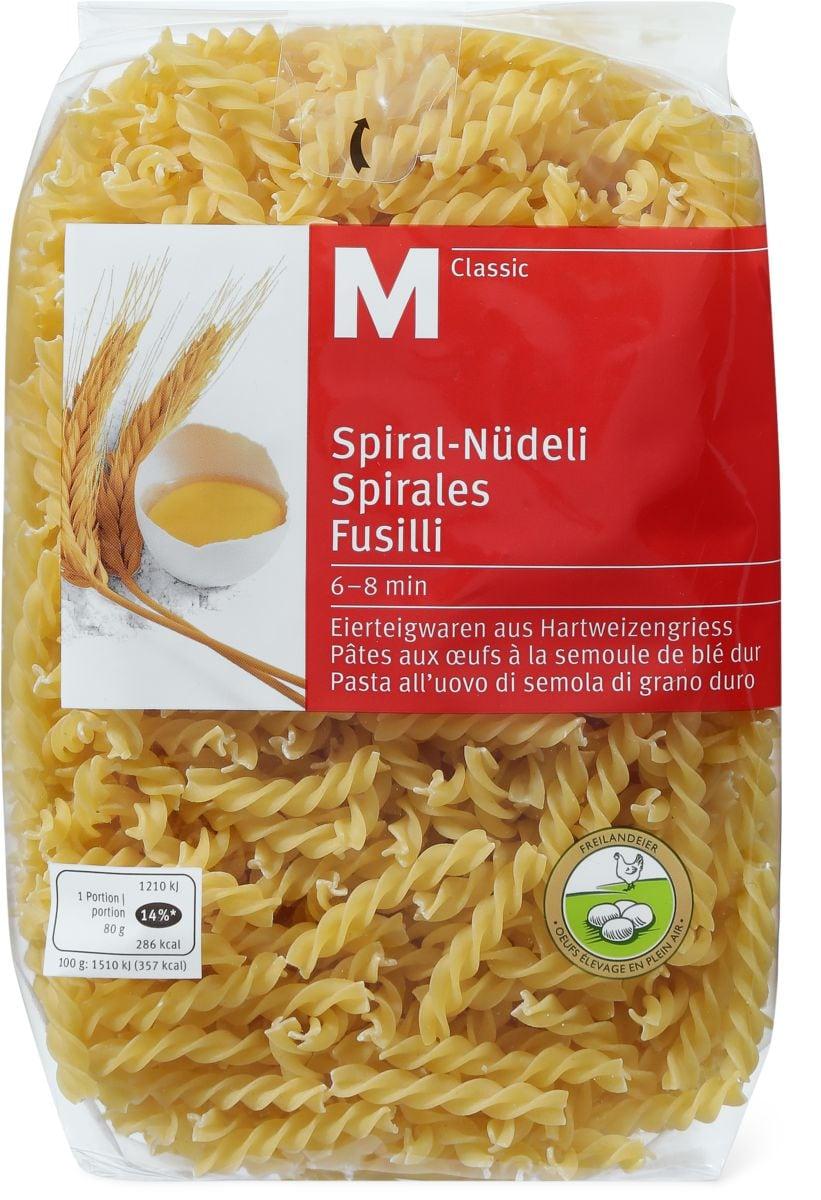 M-Classic Spiral-Nüdeli