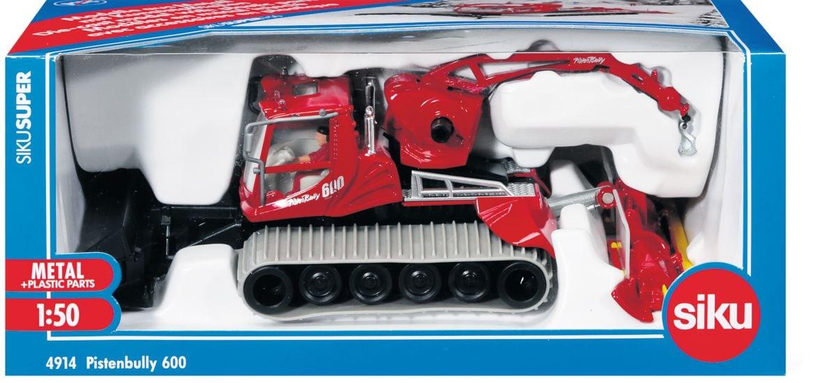 Siku Pistenbully 600 1:50 Modellfahrzeug