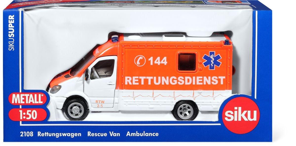 Ambulance 144 1:50