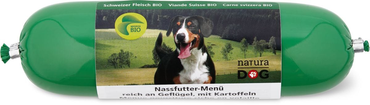 Bio naturaDOG con pollame