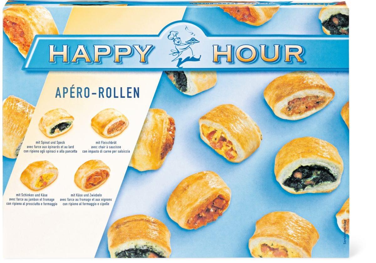 Happy Hour Apéro-Rollen