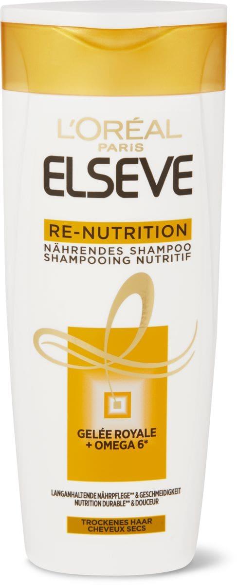 L'Oréal Elseve Shampoo Re-Nutrition