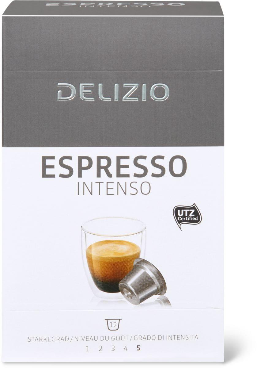 Delizio Espresso Intenso 12 Kapseln