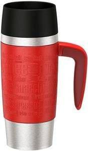 EMSA Travel Mug Handle 0.36 l, rouge Gobelet isotherme