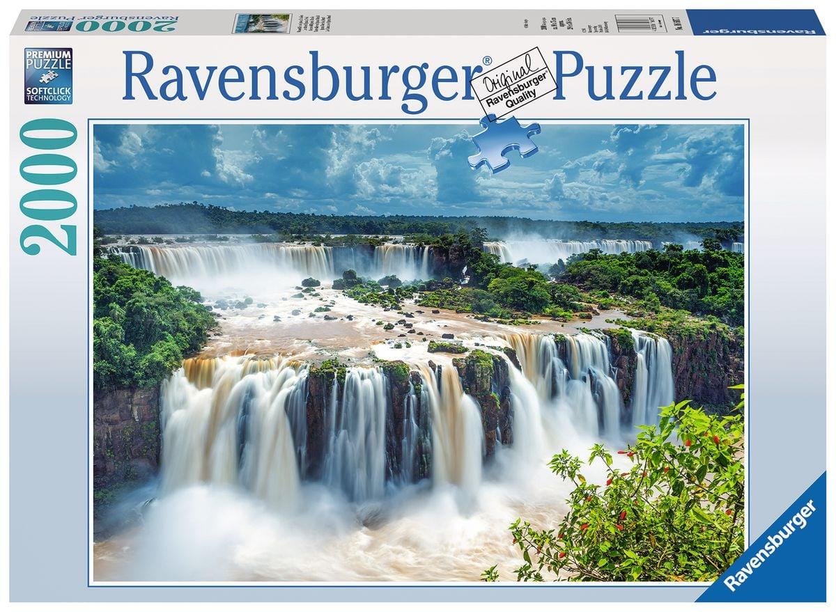 Les Chutes D'Iguazu, Brésil