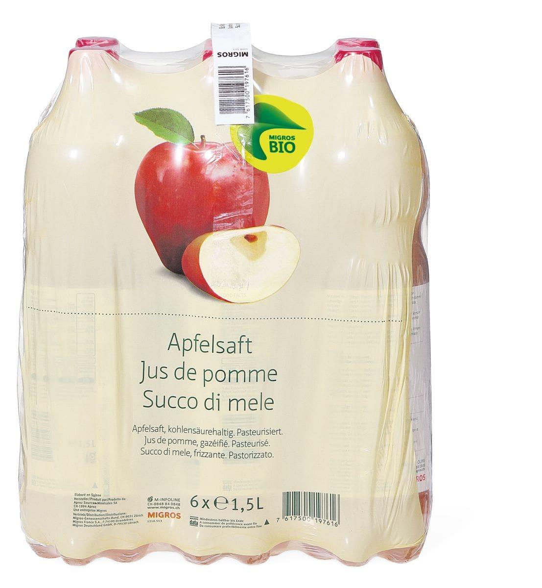 Bio Jus de pomme