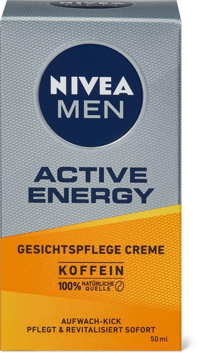 Nivea Men Active Energy Crema Viso
