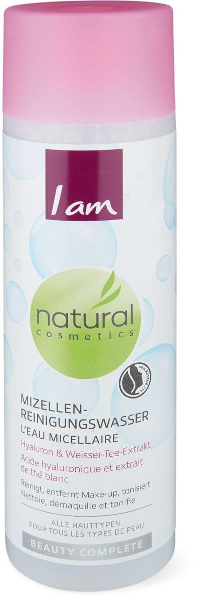 I am Natural Cosmetics eau micellaire