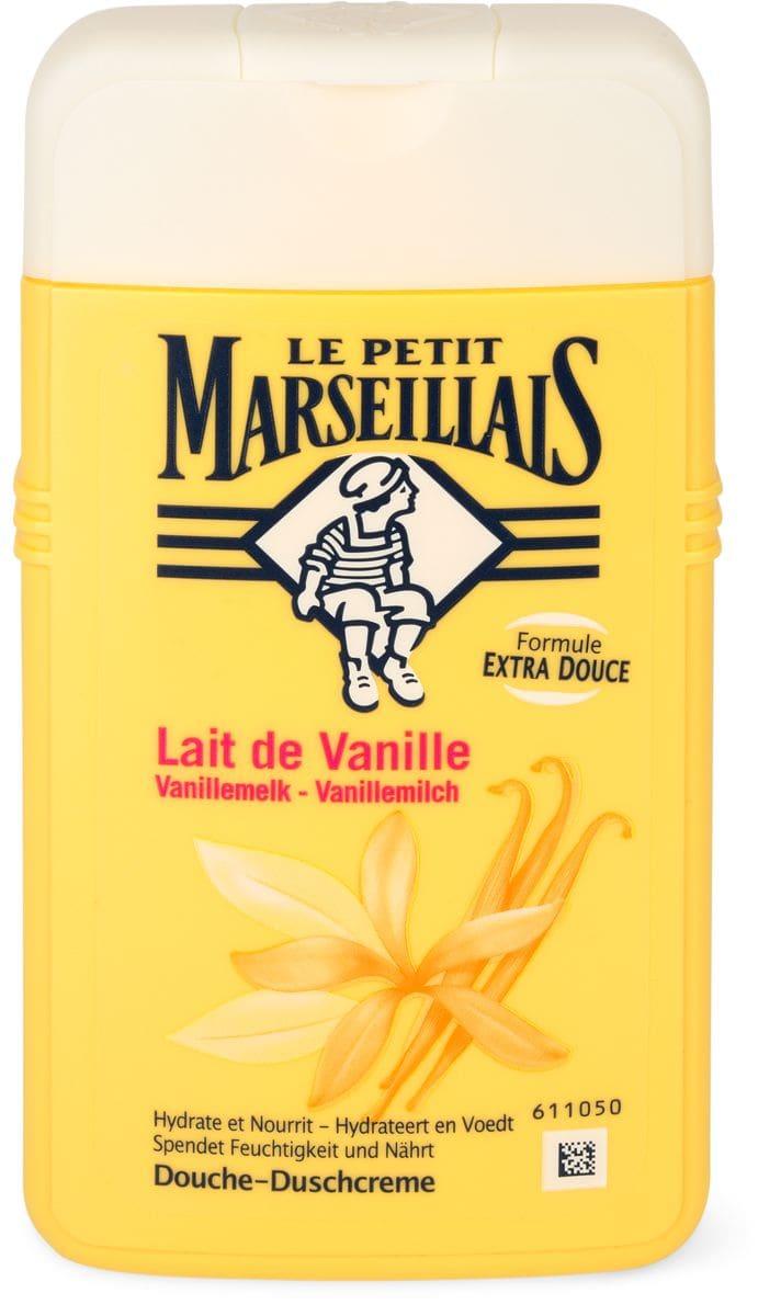 Le Petit Marseillais Douche lait vanille