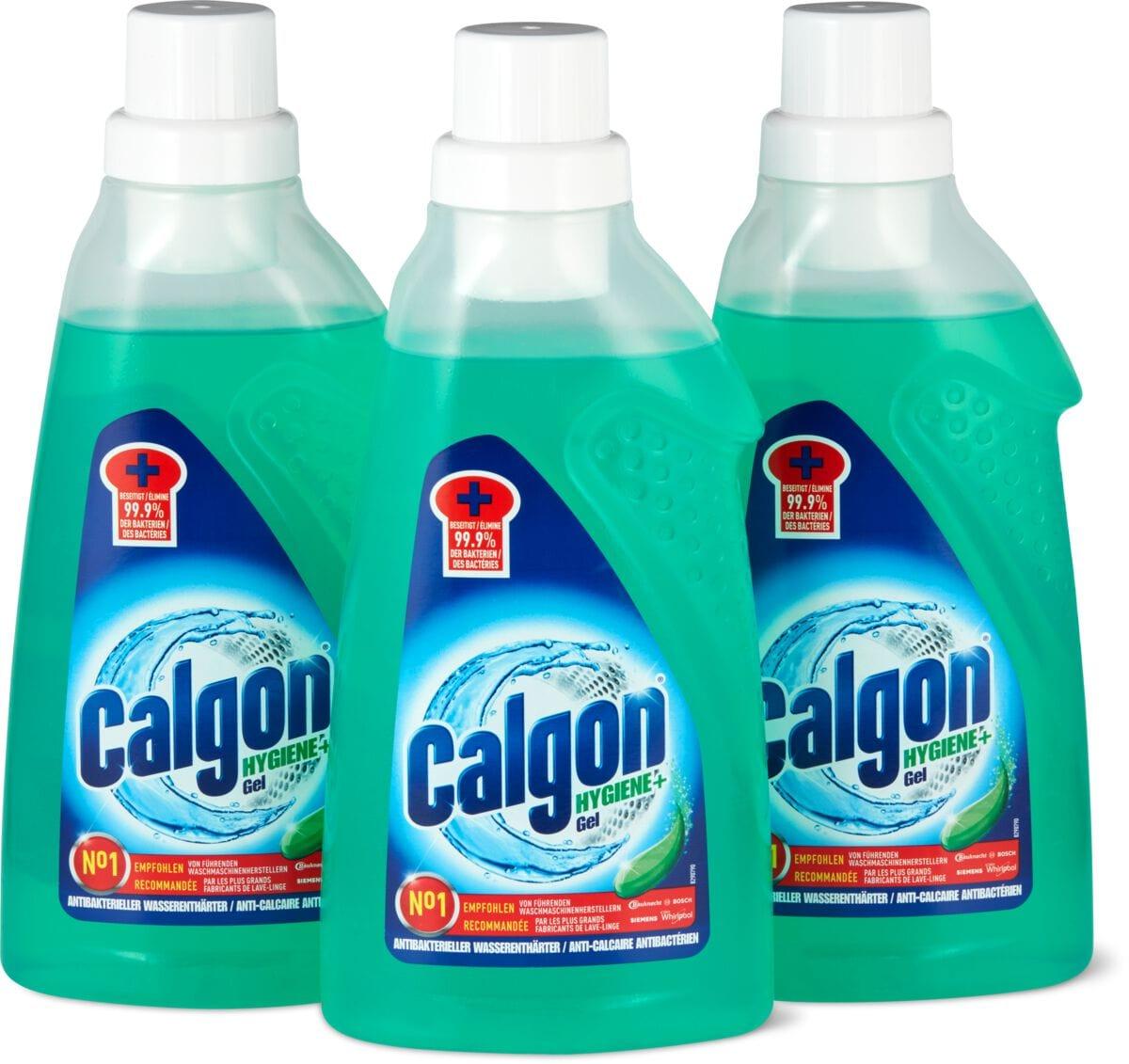 Calgon Wasserenthärter Hygiene Gel Trio