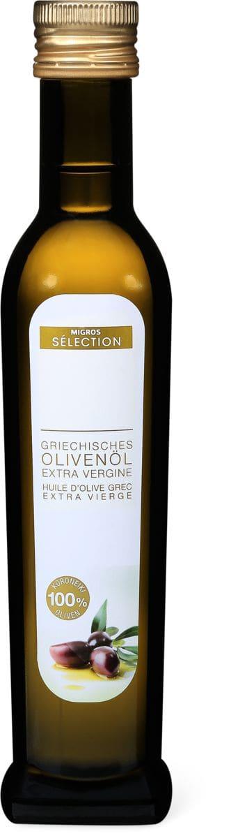 Sélection Huile d'olive grec.