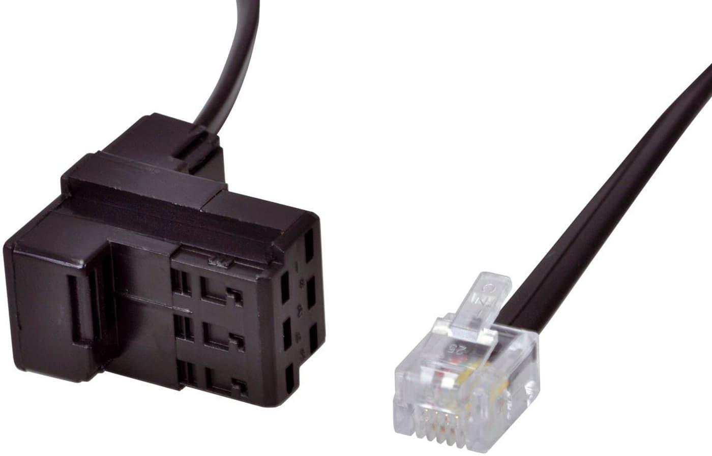 anschlusskabel f r telefon fax modem migros. Black Bedroom Furniture Sets. Home Design Ideas