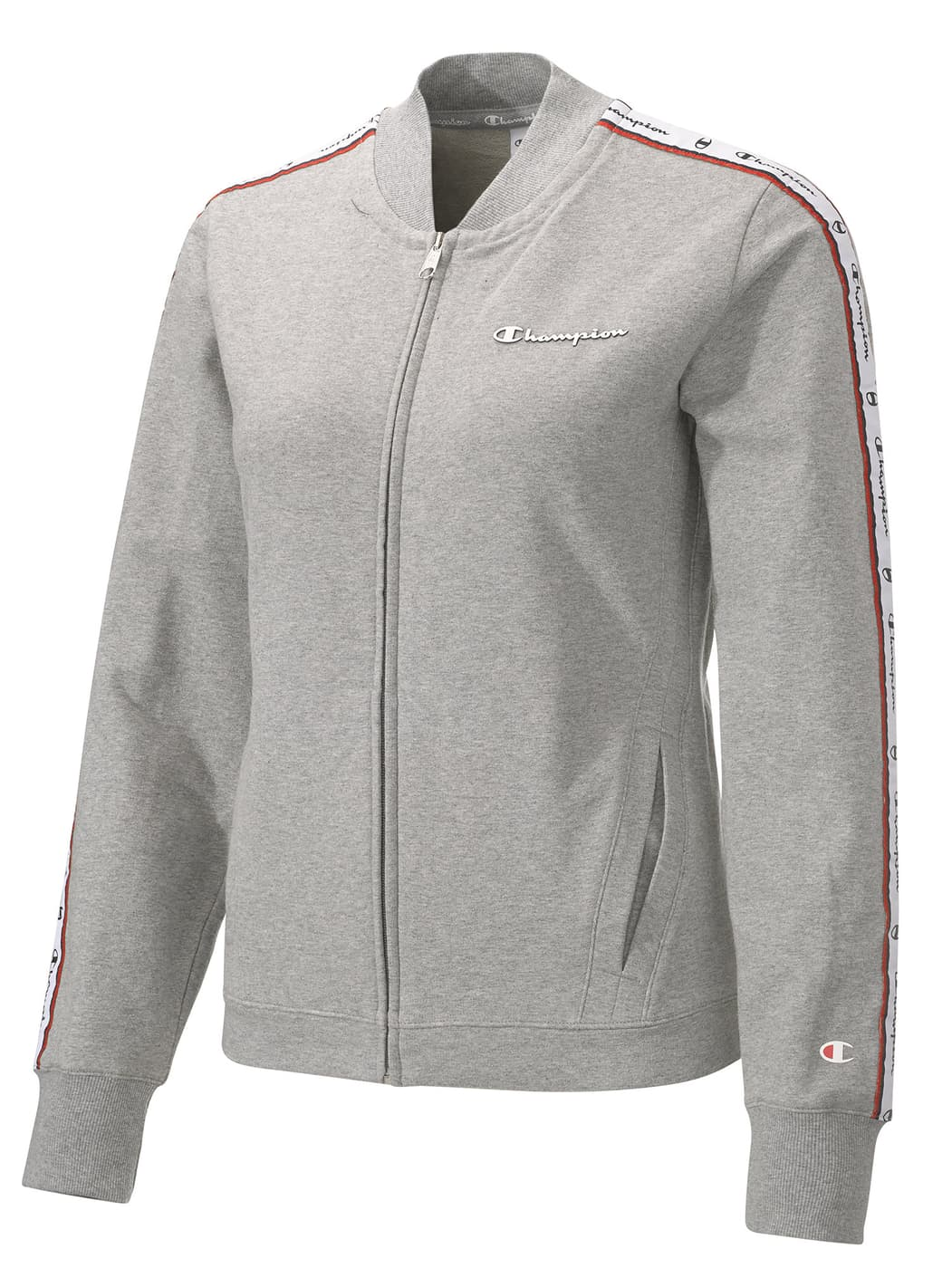 newest 9a190 c5760 Champion Legacy Women Full Zip Sweatshirt Giacca da donna