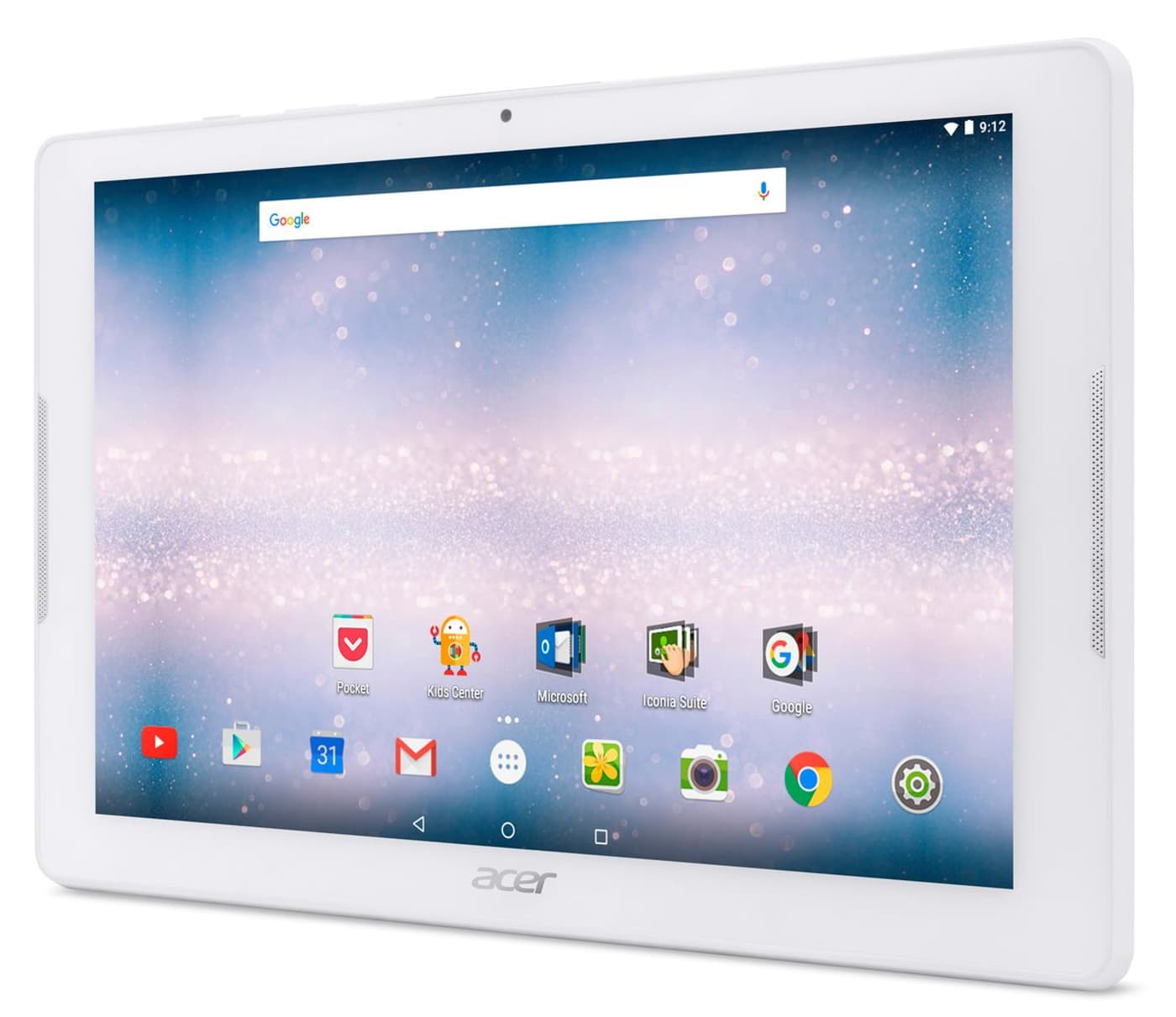 acer iconia one 10 b3 a30 k78a tablet migros. Black Bedroom Furniture Sets. Home Design Ideas