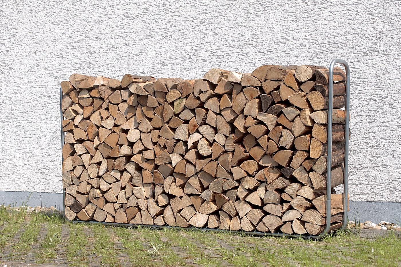 stapelhilfe für brennholz | migros, Wohnzimmer