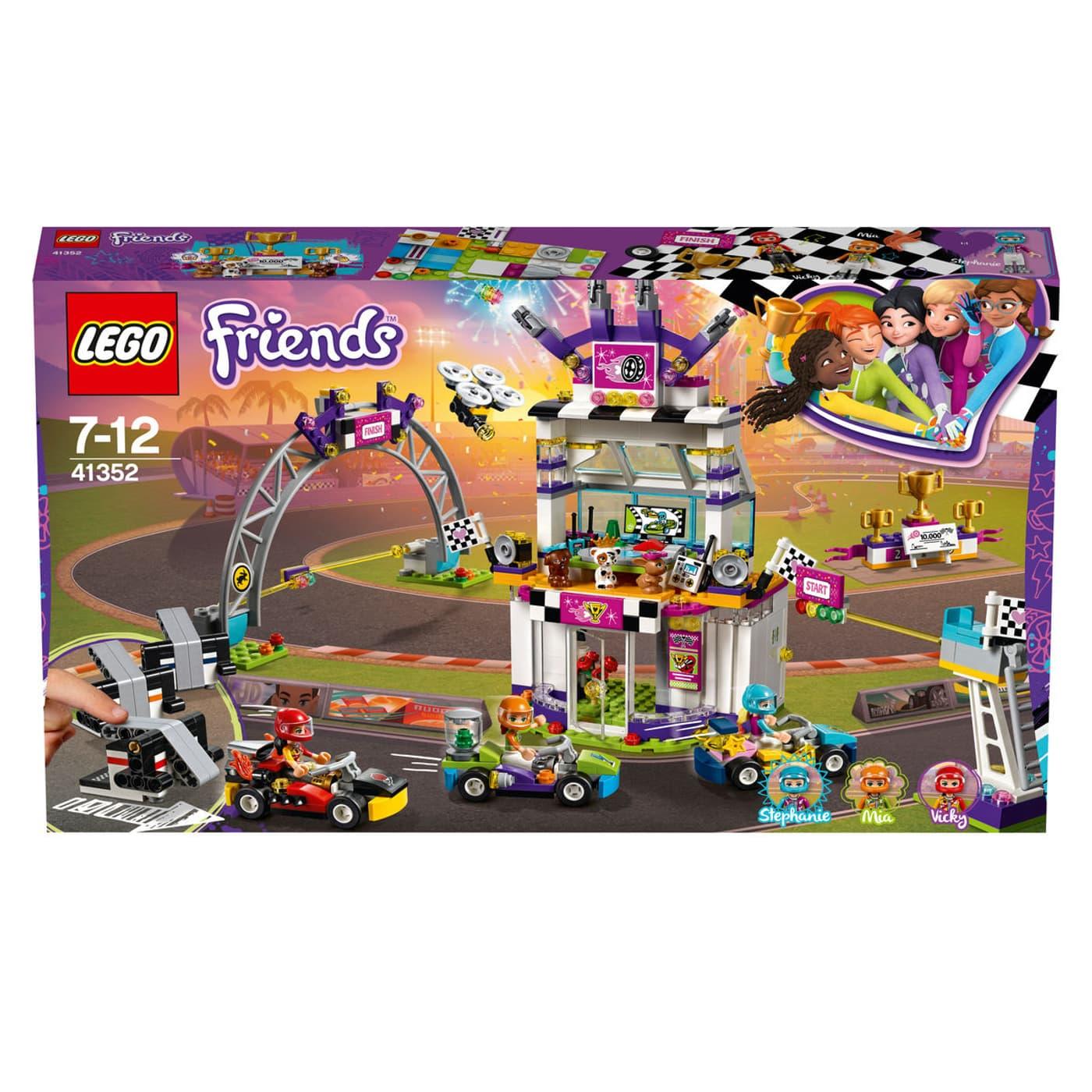 lego friends la grande course 41352 | migros