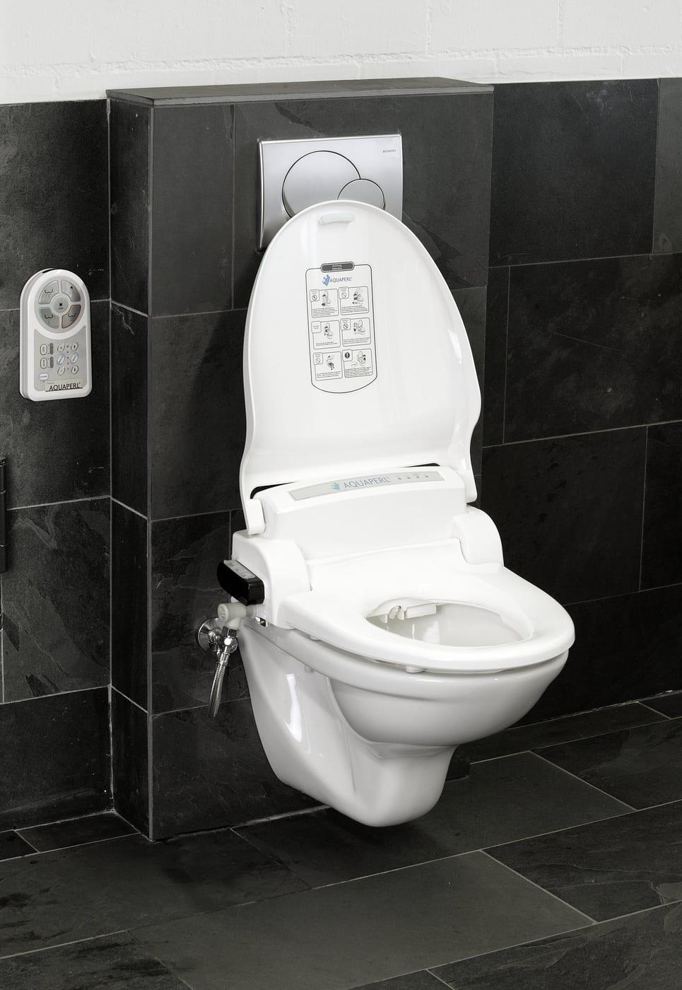 do it garden wc douche aquaperl avec telecommande migros. Black Bedroom Furniture Sets. Home Design Ideas