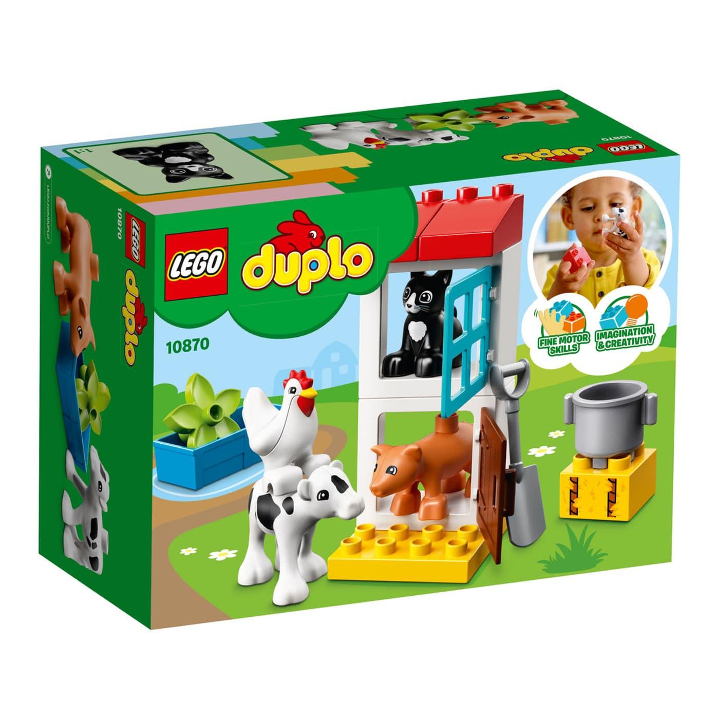 De Animaux Duplo La Lego 10870 Les FermeMigros f76Ygyb