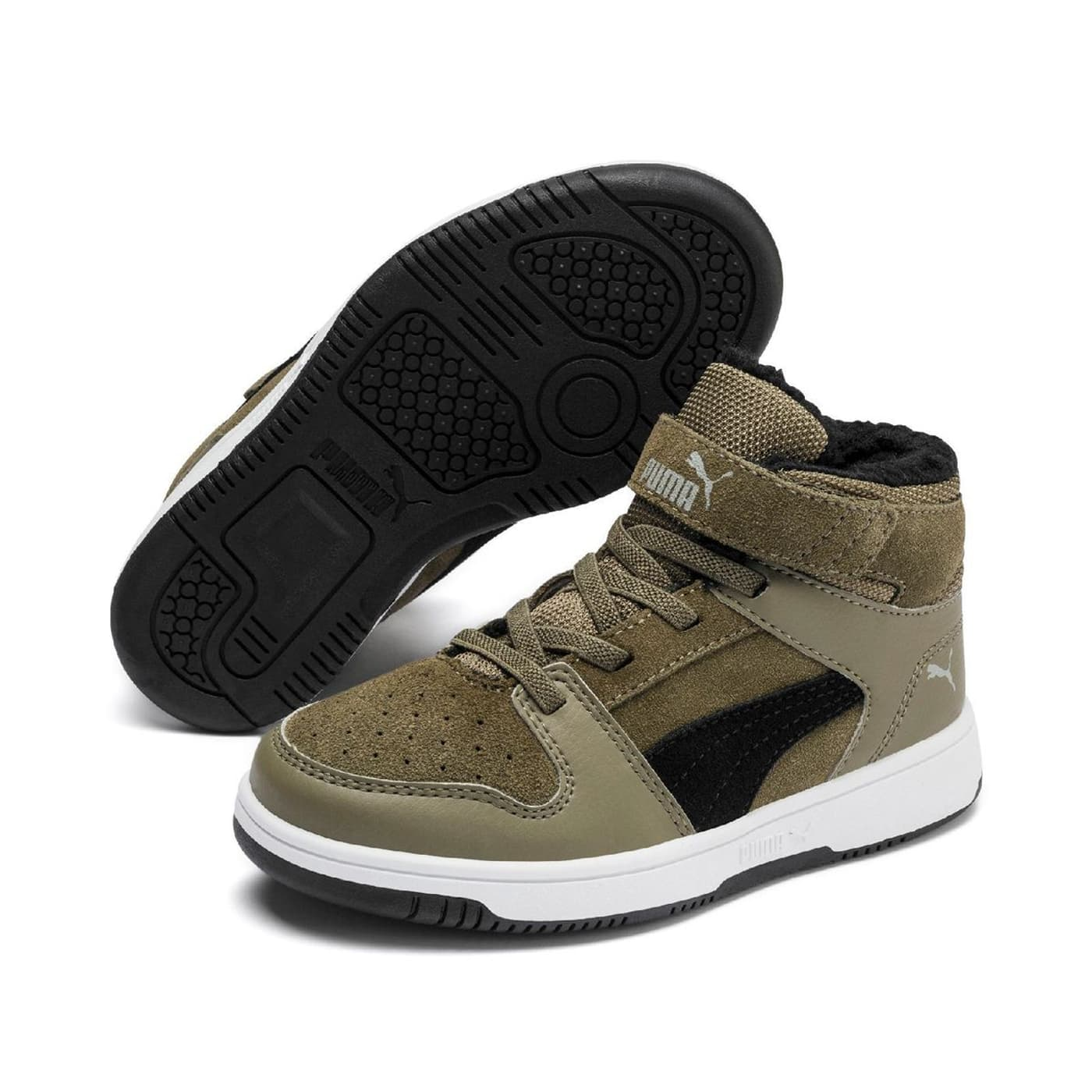 chaussure puma jl garcons