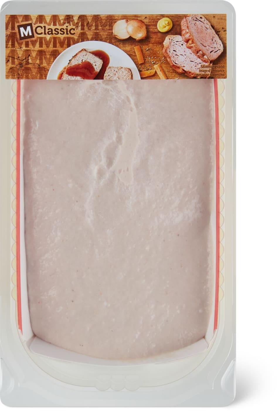 Wieviel gebackener leberkäse pro person